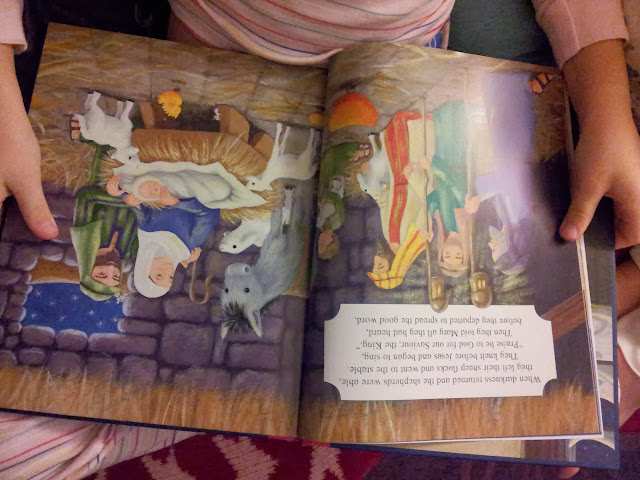 Christmas 2013 Hello Magical Christmas Stories Book The Nativity