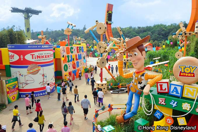 hong kong theme park analysis essay The analysis on hong kong's economy show convincing figures of stable growth  and  disney claims to have enough experience to open another theme park.