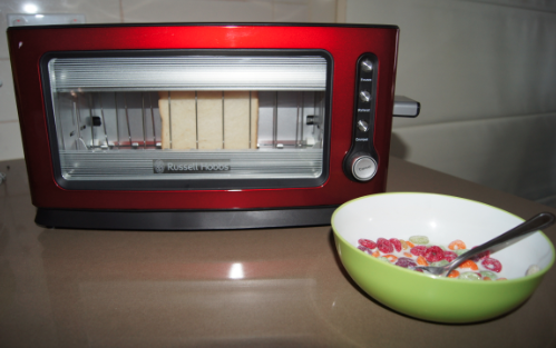 rv built in microwave oven