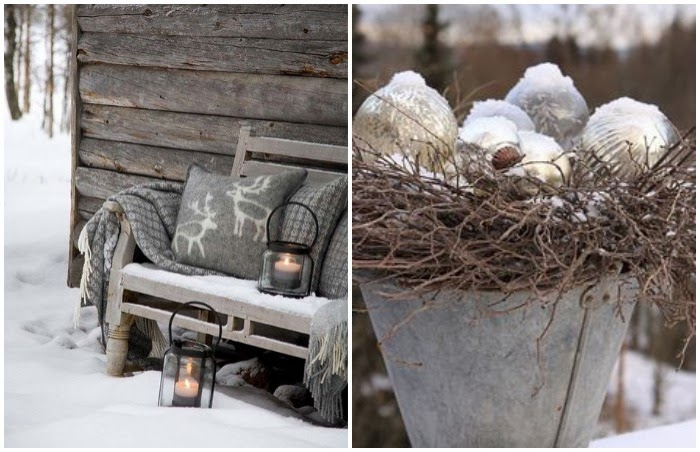 Outdoor Decor In Winter Is So Important   Itu0027s A Quite Dark Time Of  Year And