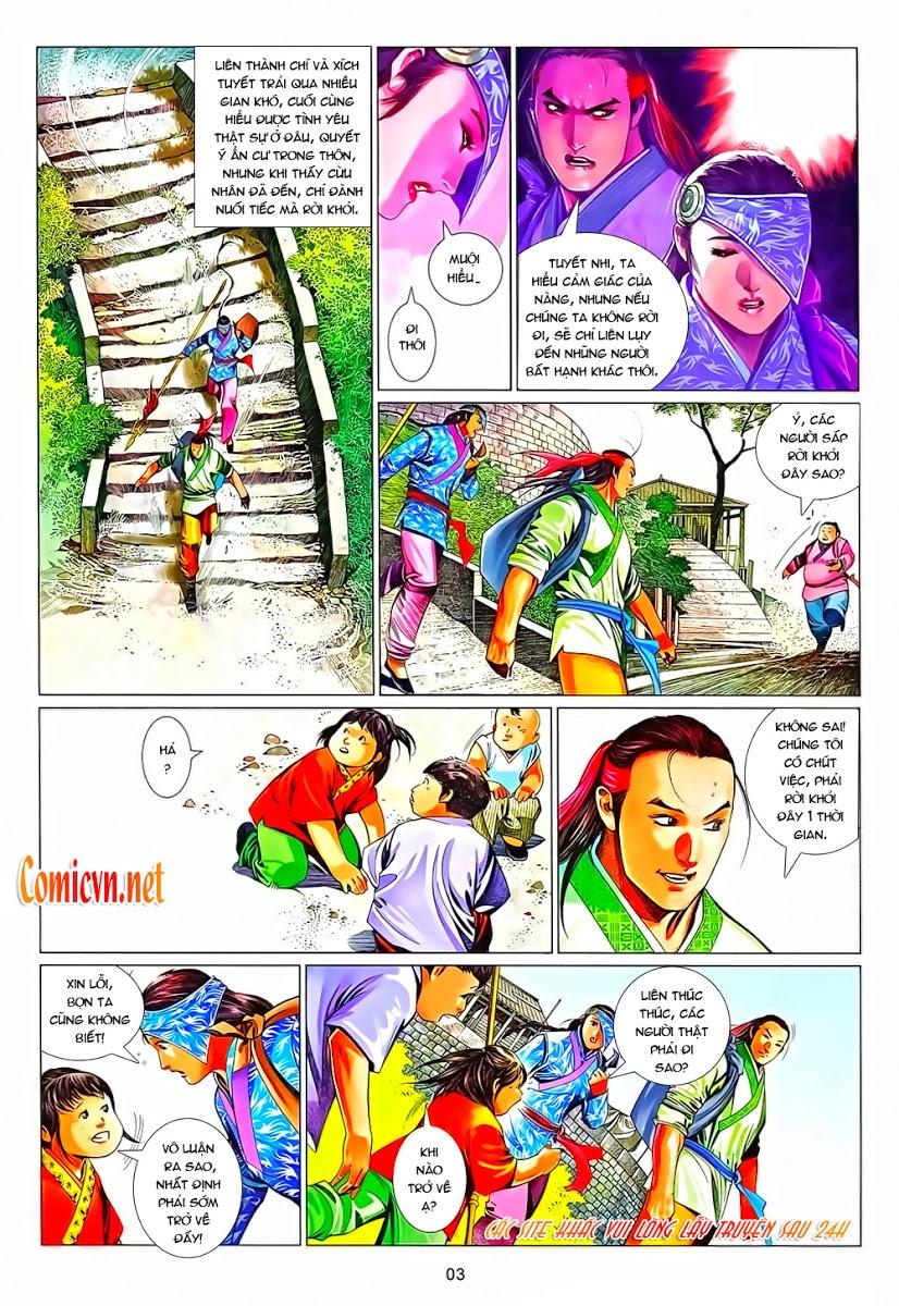 Phong Vân chap 639 Trang 3 - Mangak.info