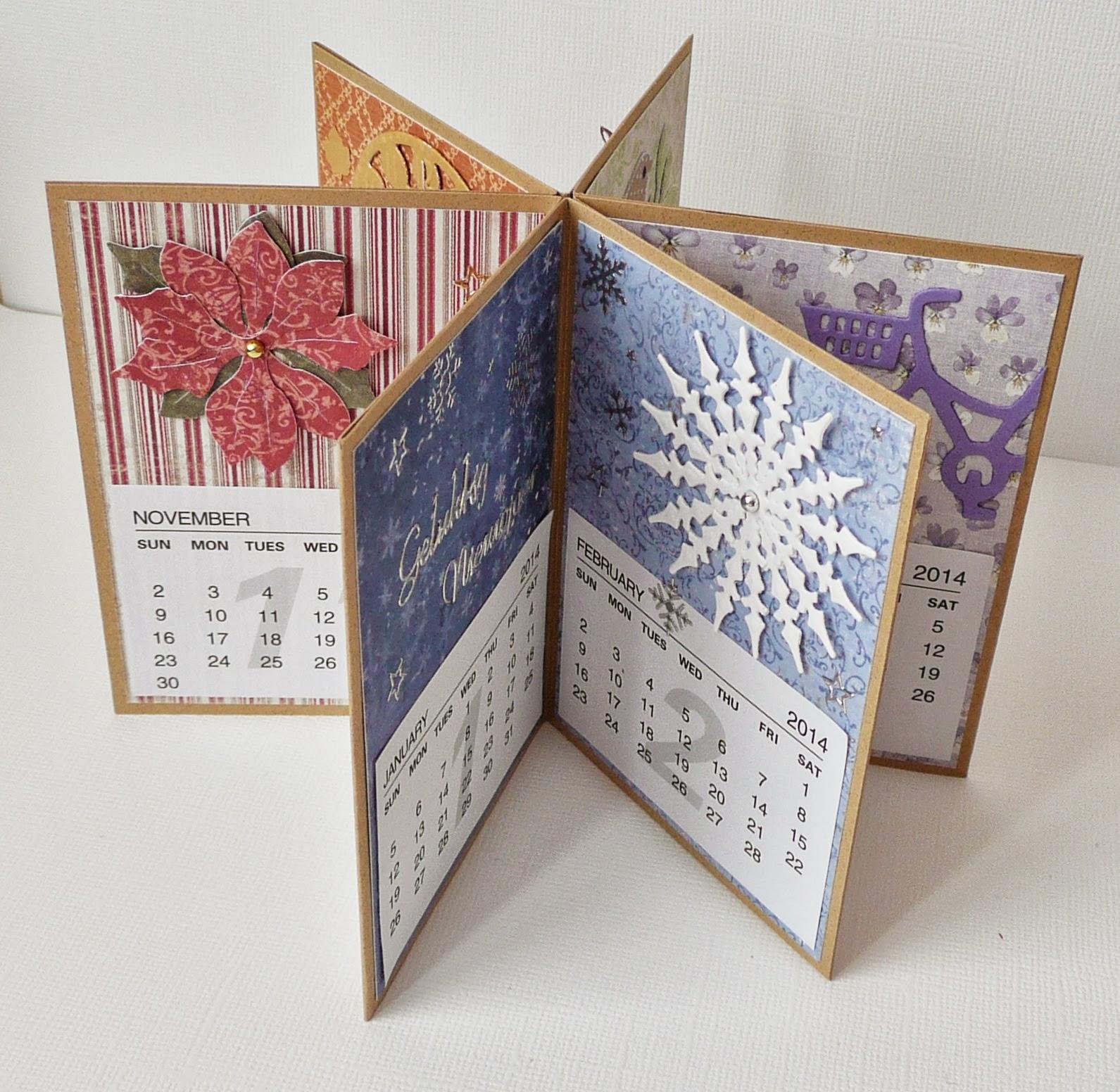 Crea10us workshop kalender for Kalender design