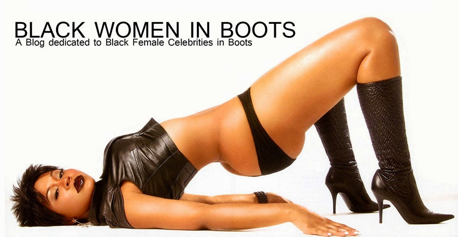 Black Women in Boots