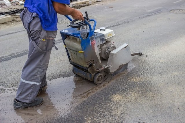 Road Sawing Service Provider