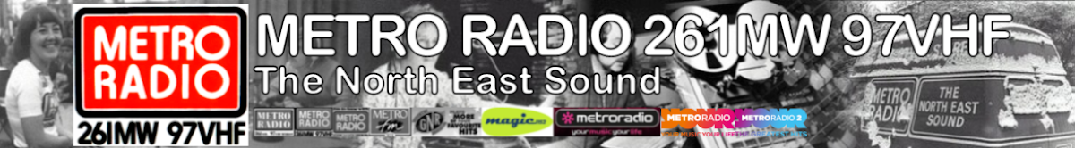 Metro Radio 261MW and 97FM Tribute Site