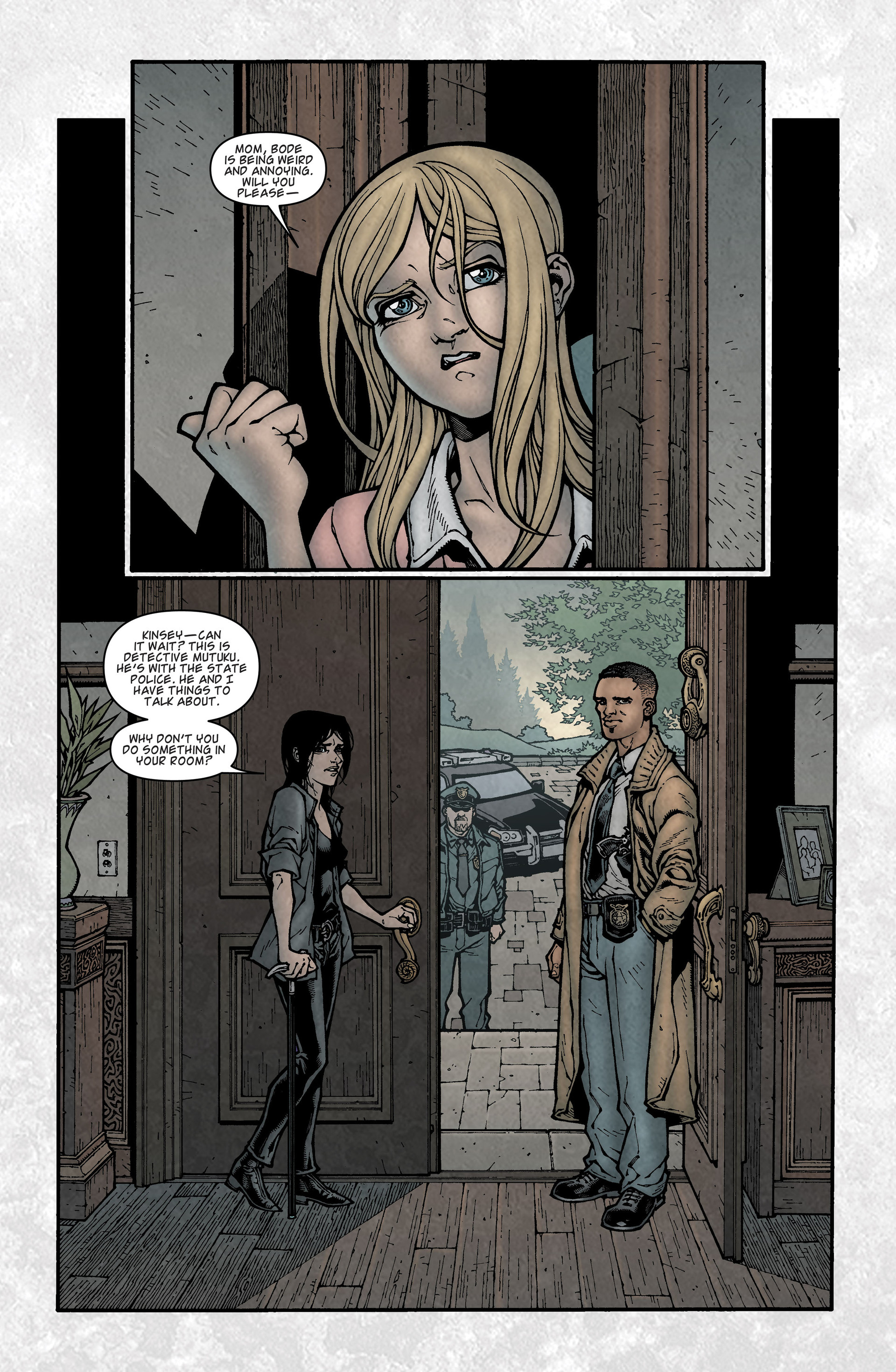 Locke & Key (2008) Issue #3 #3 - English 15