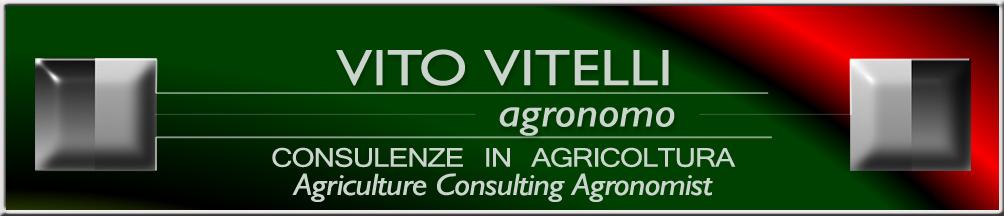 Dott. Agronomo Vito Vitelli