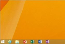 usare windows 8.1 solo su desktop
