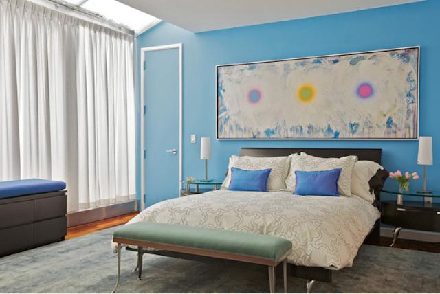 Couleur de peinture pour chambre id es d co pour maison - Idee couleur peinture chambre garcon ...