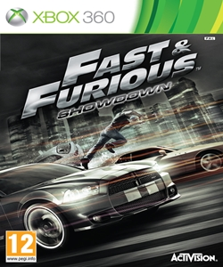 gaming fast and furious showdown 2d box art Fast and Furious Showdown   Jogo Xbox 360