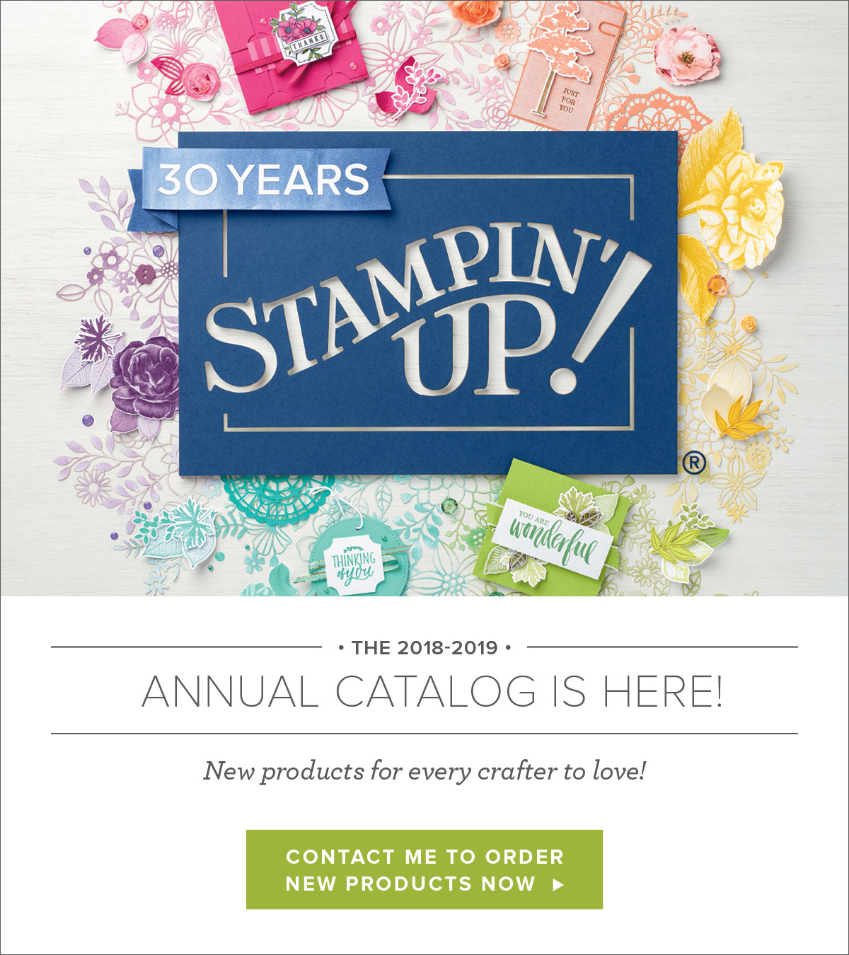 2018 Stampin' Up! Catalog