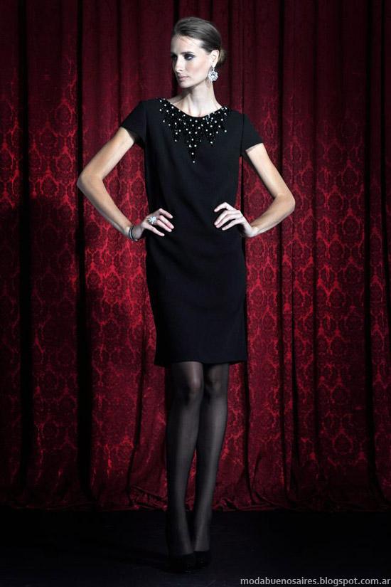 Vestidos 2013 invierno Solo Ivanka