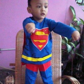 jual kostum superman