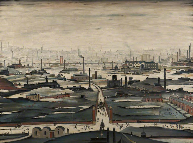 works of laurence stephen lowry
