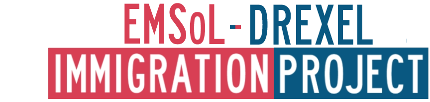 EMSoL-Drexel Immigration Project