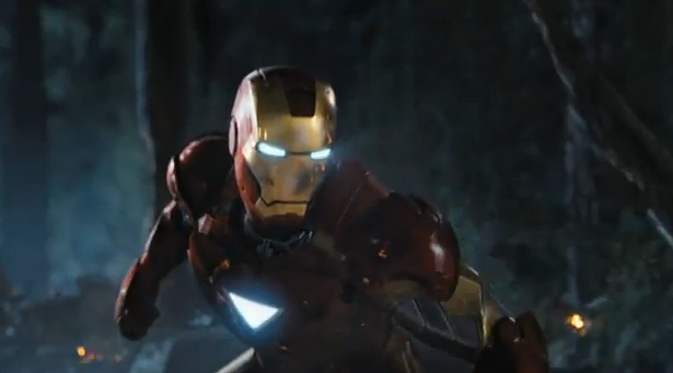 The Avengers 2012 Super Bowl Spot Extended Movie Trailer Iron Man