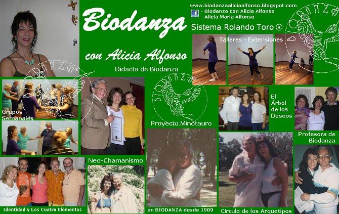Desde 1989 en BIODANZA - Formacion en Biodanza