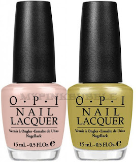 OPI Don't pretzel my buttons OPI Don't talk bach to me
