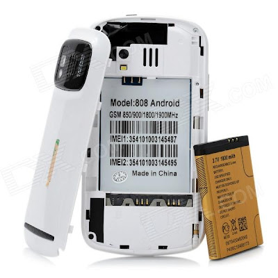 Nokia 808 Pure view Fake: Run's on Android 2.3, 3.2MP camera for $73