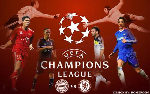 Final liga champions Chelsea vs Bayern Munchen