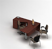Global Total Office Zira Desk