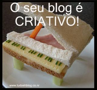 O Seu Blog é Criativo