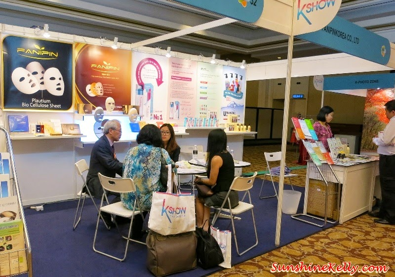 Fanipin Korea Cosmetics, K-Show 2014, Korean Lifestyle Trend, Korean hanbok, korean tradition, korean wave, korean culture, korean trend