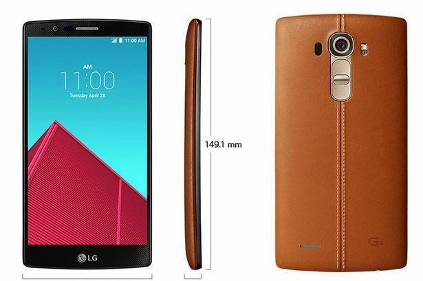 مواصفات و مميزات LG G4