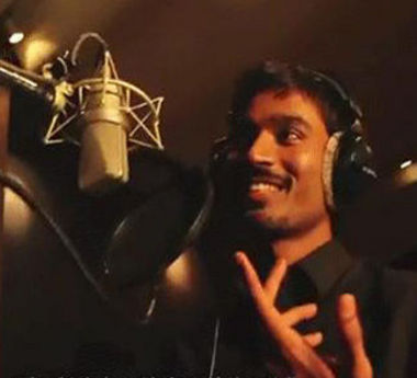 Record Your Own Kolaveri Song To Meet Dhanush