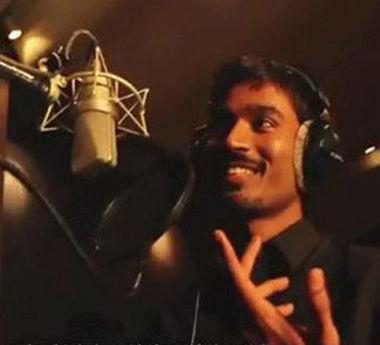 Record Your Own Kolaveri Song To Meet Dhanush
