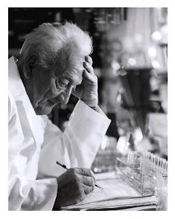 Albert Szent-Gyorgyi's 118th Birthday