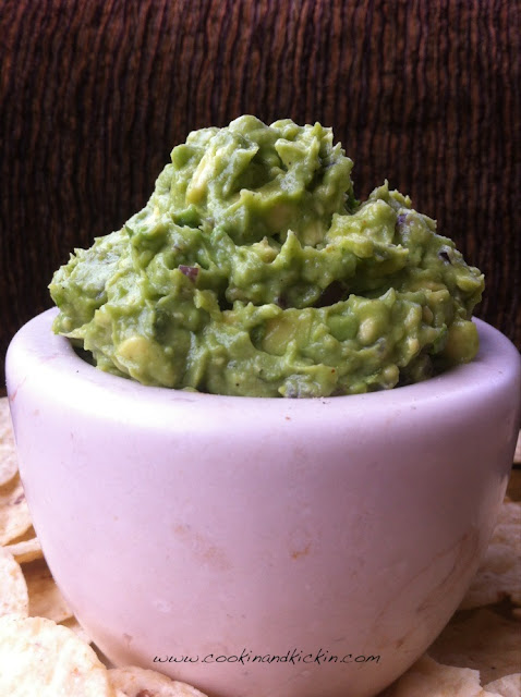 Photo of: Restaurant Style Guacamole