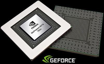 Fitur dan Spesifikasi NVIDIA GeForce GTX 780M