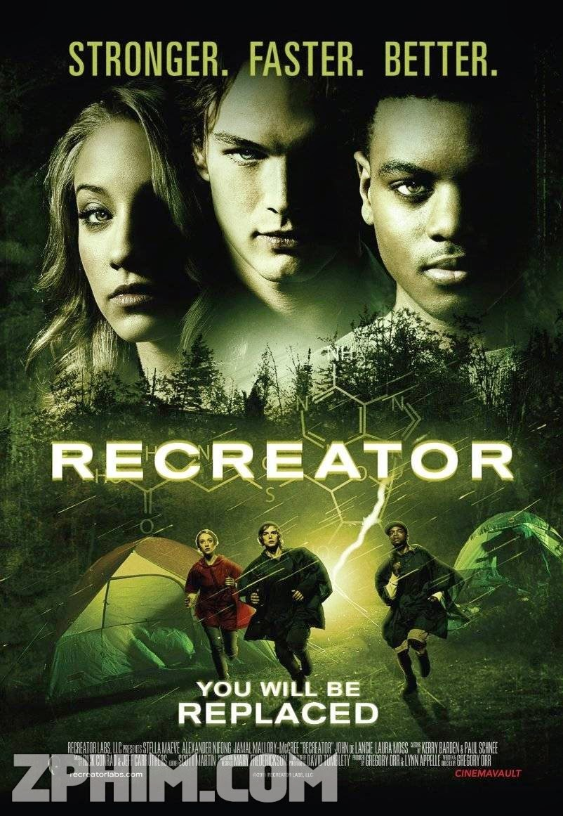Nhân Bản - Recreator (2012) Poster