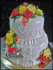 Wedding Cake~Steam Buttercream