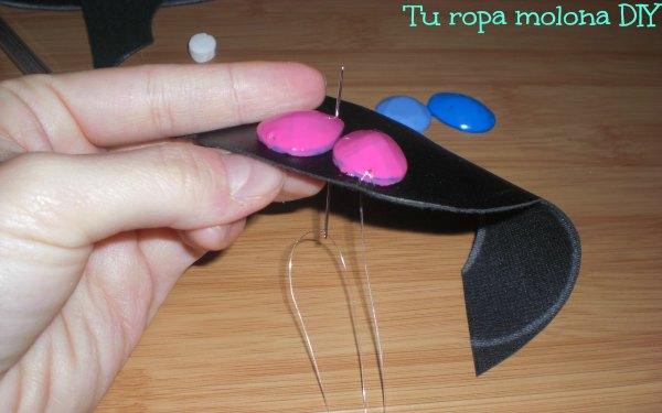 coser abalorios