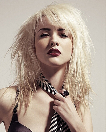 Cool Grunge Hairstyle 1