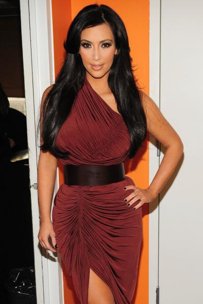 Kim Kardashian-Ultra Sexy Celebrity at the 'Rachael Ray Show' in NY,February 8