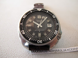 SOLD SEIKO DIVER 6105 8119 - ORIGINAL DIAL - AUTOMATIC