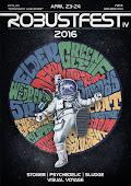 23-24 April 2016 ROBUSTFEST vol.IV