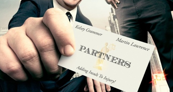 Partners - First Promotional Poster