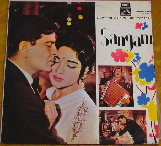 sangam hindi film video songs