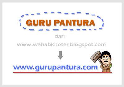 wahabkhoter.blogspot.com menjadi gurupantura.com