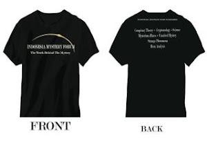 Dijual Kaos Indonesia Mystery Forum