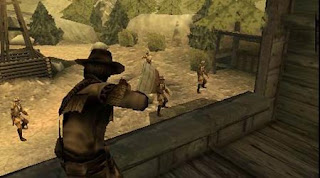 Free Download Gun Showdown PSP Game Photo
