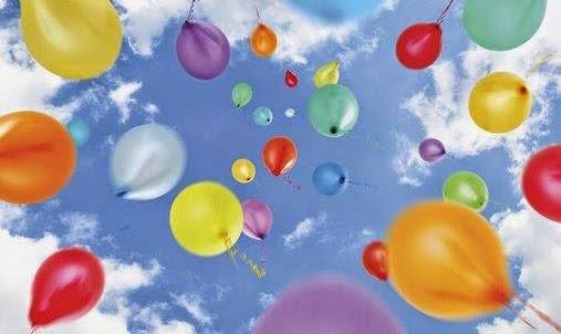 Resultado de imagem para dinâmica do balão