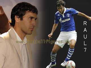Raul Gonzalez Schalke 04 Wallpaper 2011 2