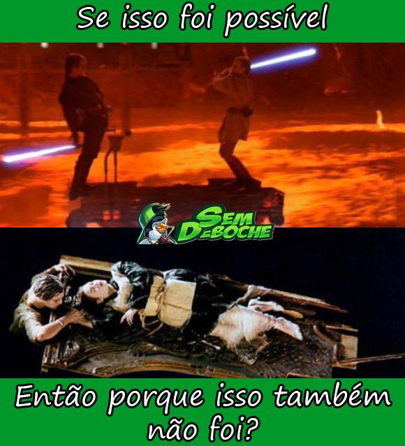 O FINAL DE TITANIC PODERIA TER SIDO DIFERENTE