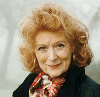 Moira Shearer in her later years, still gorgeous!