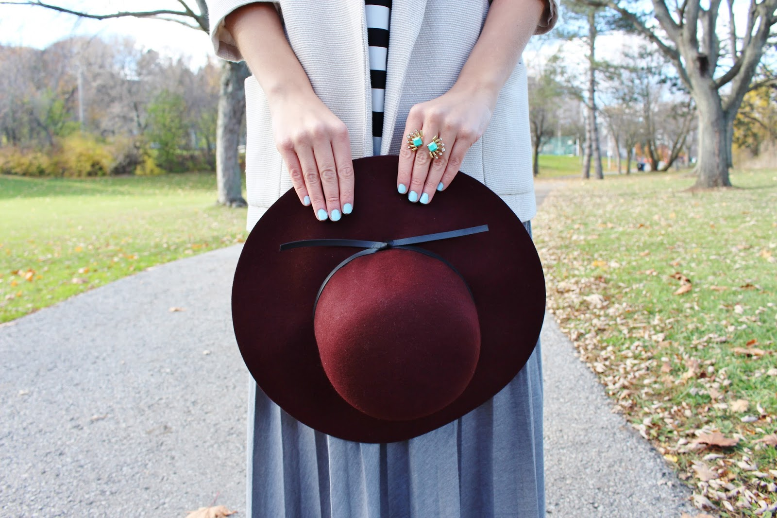bijuleni-wool floppy hat